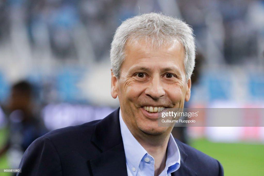 FILE: Borussia Dortmund Appoint Head Coach Lucien Favre
