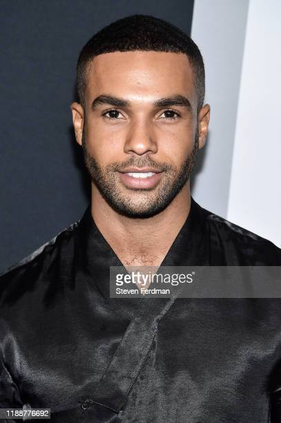 Lucien Laviscount attends 21 Bridges New York Screening at AMC Lincoln Square Theater on November 19 2019 in New York City
