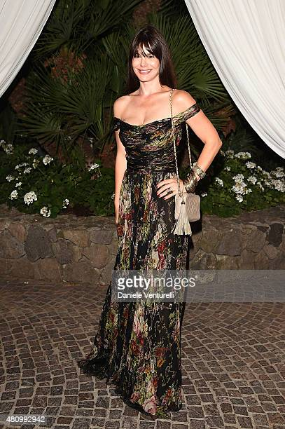 Lucila Sola attends 2015 Ischia Global Film Music Fest Day 4 on July 16 2015 in Ischia Italy