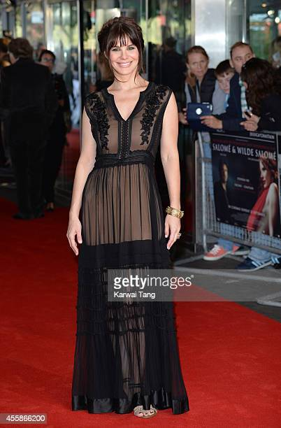 Lucila Sola attends a screening of 'Salome and Wilde Salome' at BFI Southbank on September 21 2014 in London England