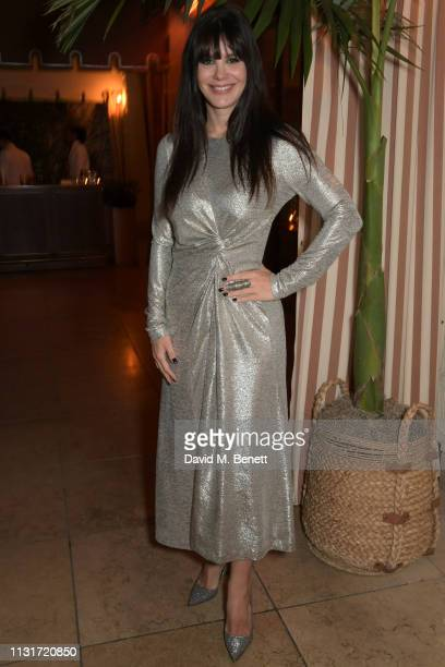 Lucila Sola attends the MAISONDEMODECOM Sustainable Style Gala at The Sunset Tower on February 23 2019 in Los Angeles California