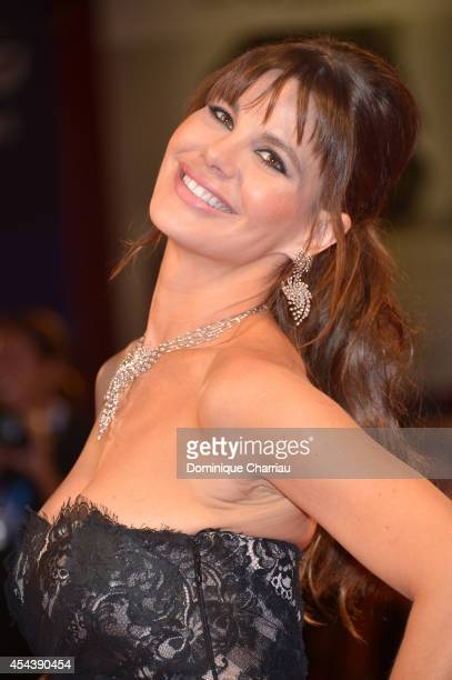 Lucila Sola attends the 'The Humbling' premiere during the 71st Venice Film Festival on August 30 2014 in Venice Italy