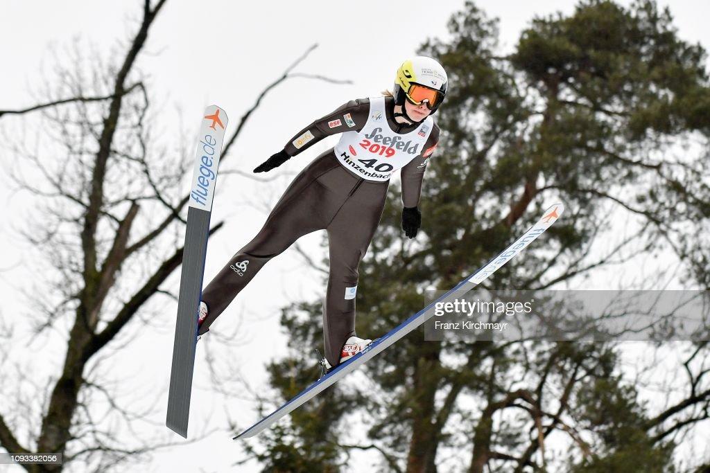 AUT: FIS Ski Jumping Women's Worldcup Hinzenbach