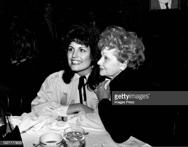 Lucille Ball and Luci Arnazcirca 1979 in New York
