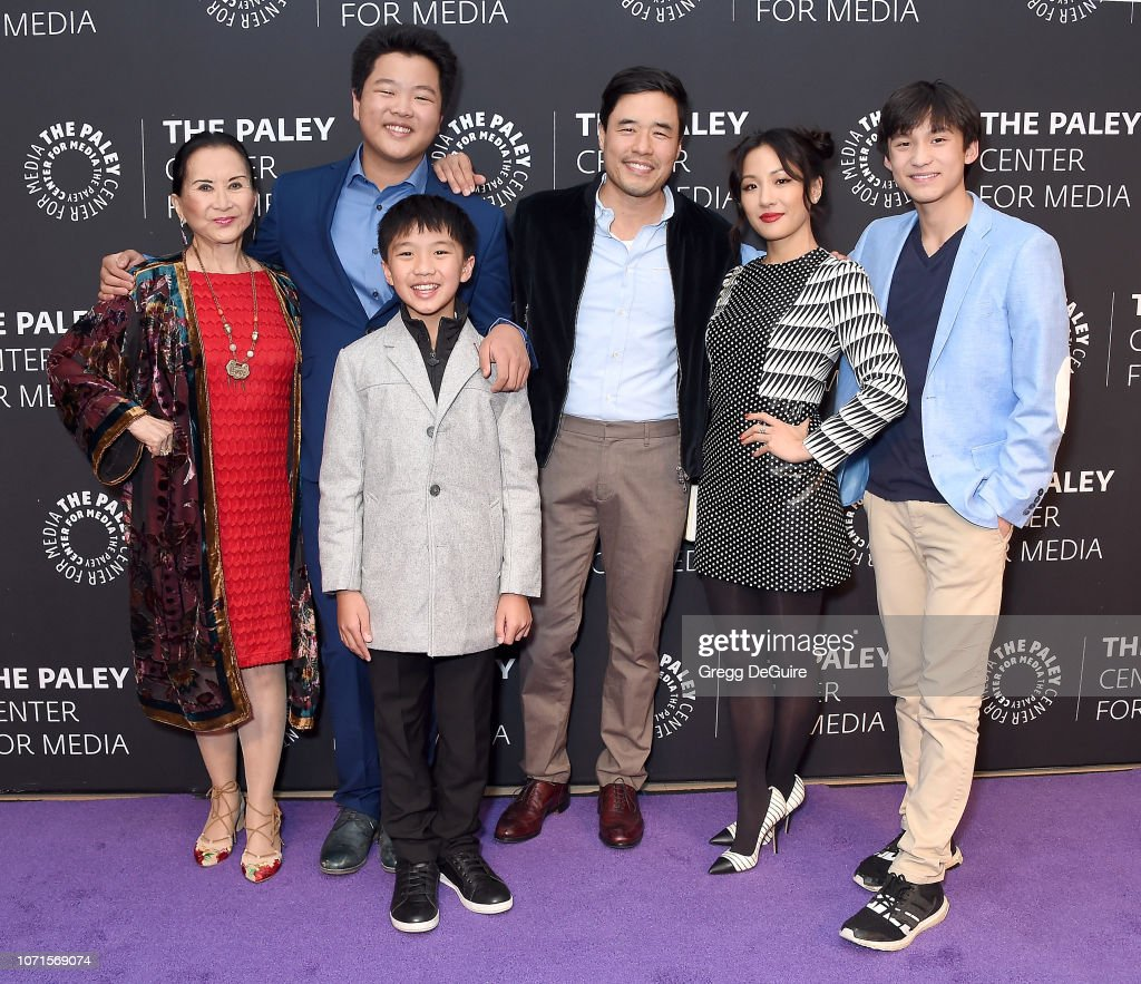 "The Paley Center Presents An Evening With ""Fresh Off The Boat"" : News Photo"
