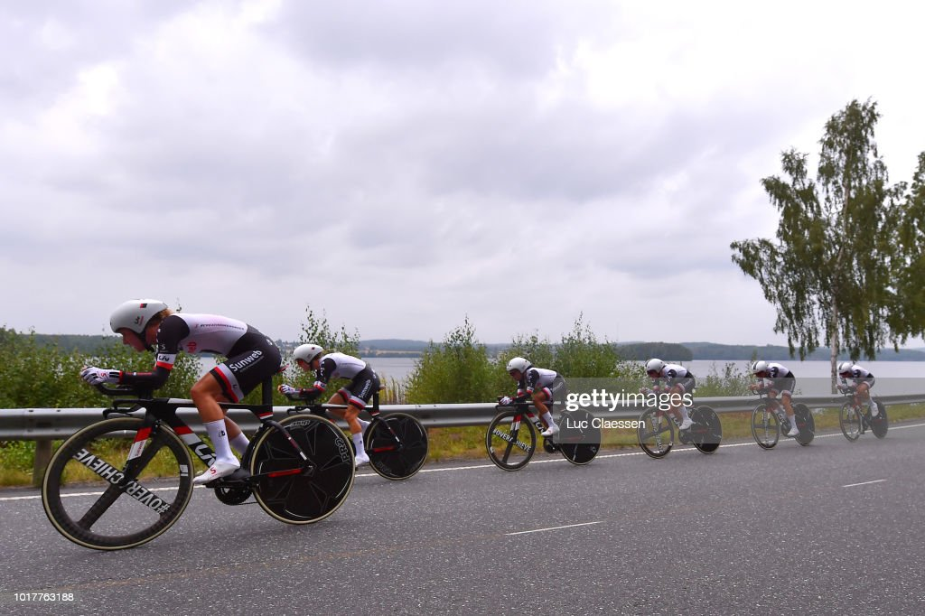 4th Ladies Tour of Norway 2018 - Women TTT Fredriksten