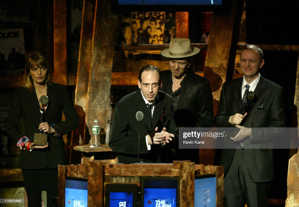 The 18th Annual Rock and Roll Hall of Fame Induction Ceremony - Show