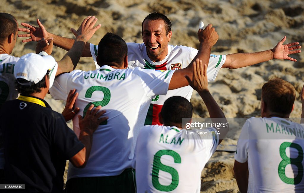 Portugal v Oman: Group B - FIFA Beach Soccer World Cup