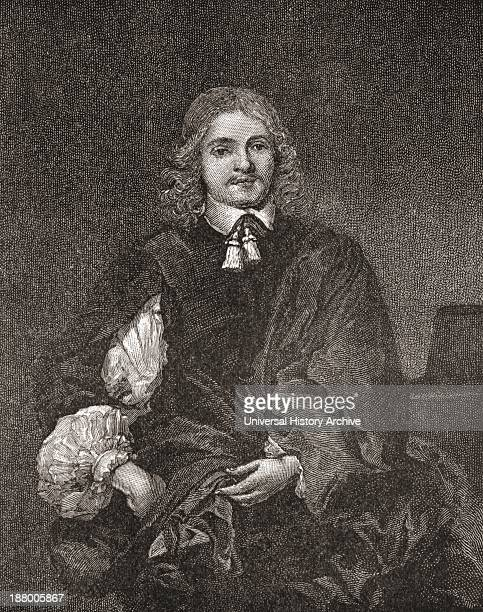 Lucius Cary, 2Nd Viscount Falkland, C. 1610 To 1643. English Politician, Soldier And Author. From The Book Short History Of The English People By...