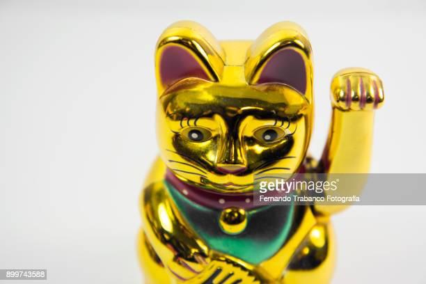 Lucky Cat or Maneki-neko