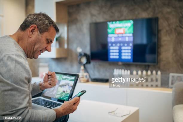Football Betting Photos and Premium High Res Pictures - Getty Images