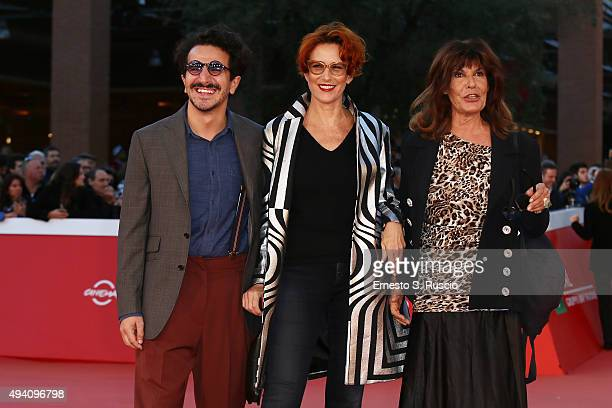 Lucrezia Lante Della Rovere attends a red carpet for 'StarLight Cinema Award' during the 10th Rome Film Fest on October 24, 2015 in Rome, Italy.