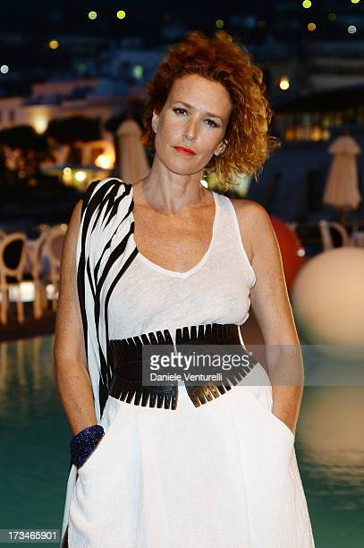 Lucrezia Lante Della Rovere attends Day 2 of the 2013 Ischia Global Fest on July 14 2013 in Ischia Italy
