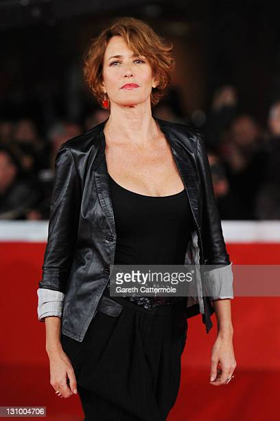 Lucrezia Lante della Rovere attends the Pina premiere during the 6th International Rome Film Festival on October 31 2011 in Rome Italy