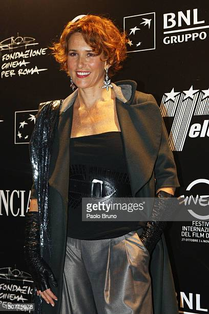Lucrezia Lante della Rovere attends the Telethon Gala 2011 during the 6th International Rome Film Festival on October 28 2011 in Rome Italy