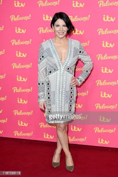 Lucrezia Millarini attends the ITV Palooza 2019 at The Royal Festival Hall on November 12 2019 in London England