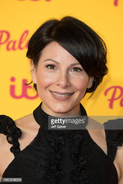 Lucrezia Millarini attends the ITV Palooza held at The Royal Festival Hall on October 16 2018 in London England