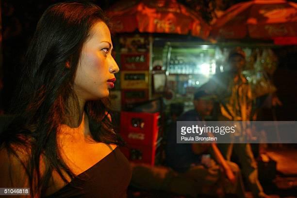 Woman in Jakarta