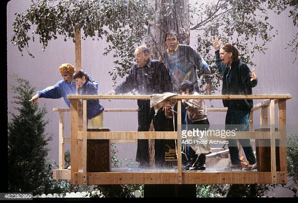 LUCY 'Lucy and Curtis Up a Tree' Shoot Date September 30 1986 L