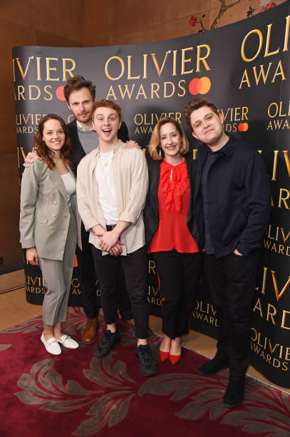 GBR: The Oliviers Special Recognition Nominees' Celebration