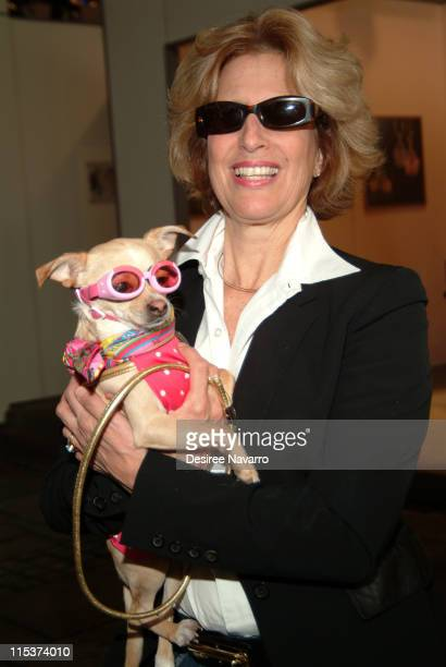 """Lucy Anne and owner Debbie Stark, author of """"The Lucy Anne Diaries"""""""