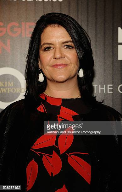 Lucy Barzun Donnelly attend Montblanc And The Cinema Society With Mastro Dobel Kim Crawford Wines Host A Screening Of Sony Pictures Classics'...
