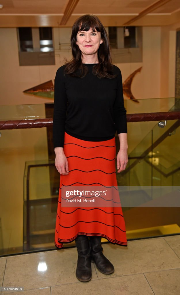 Lucy Black attends the press night after party for 'The York Realist' at The Hospital Club on February 13, 2018 in London, England.