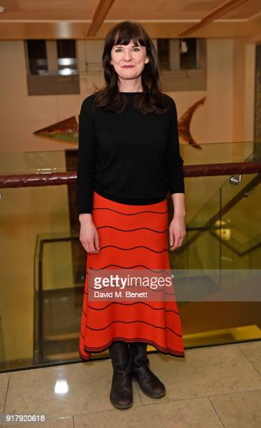 Lucy Black attends the press night after party for 'The York Realist' at The Hospital Club on February 13 2018 in London England