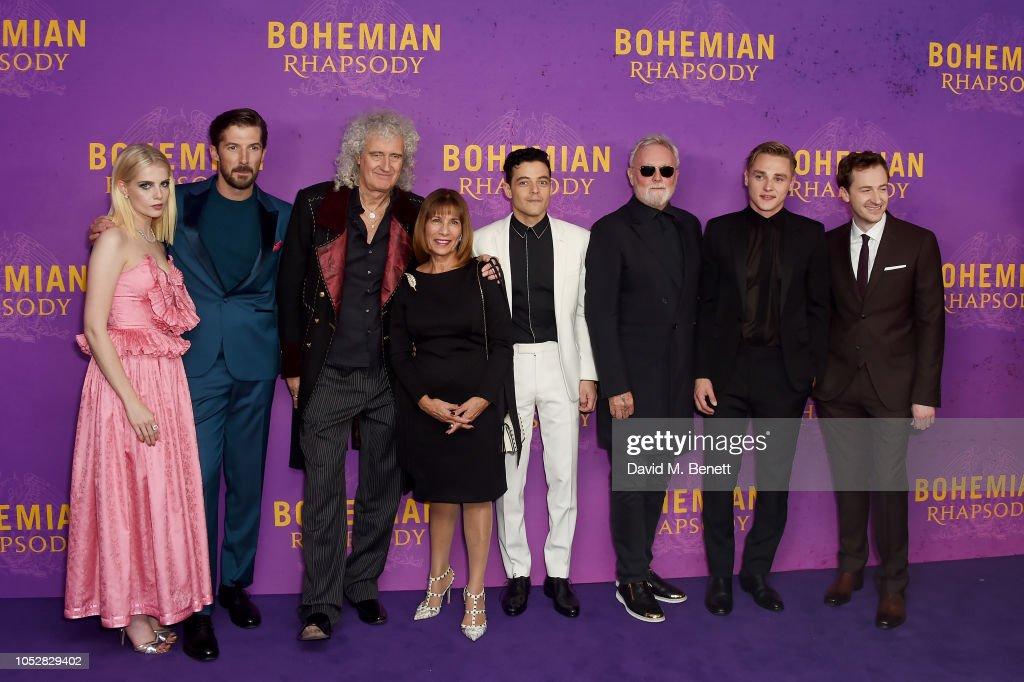 """Bohemian Rhapsody"" - World  Premiere - VIP Arrivals : News Photo"