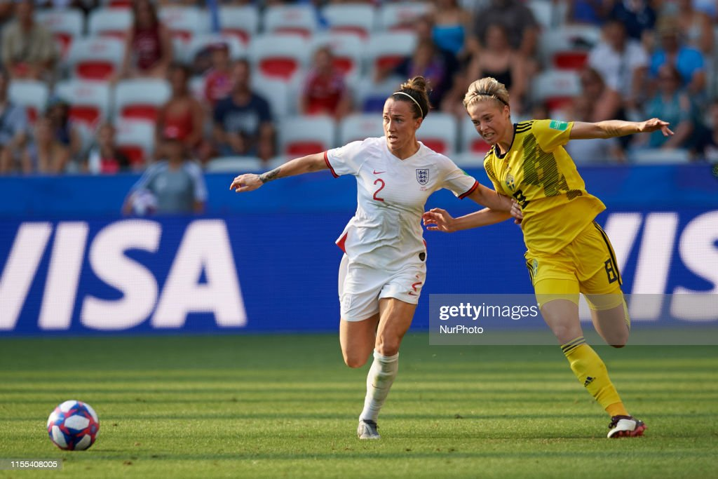 England v Sweden: 3rd Place Match - 2019 FIFA Women's World Cup France : News Photo