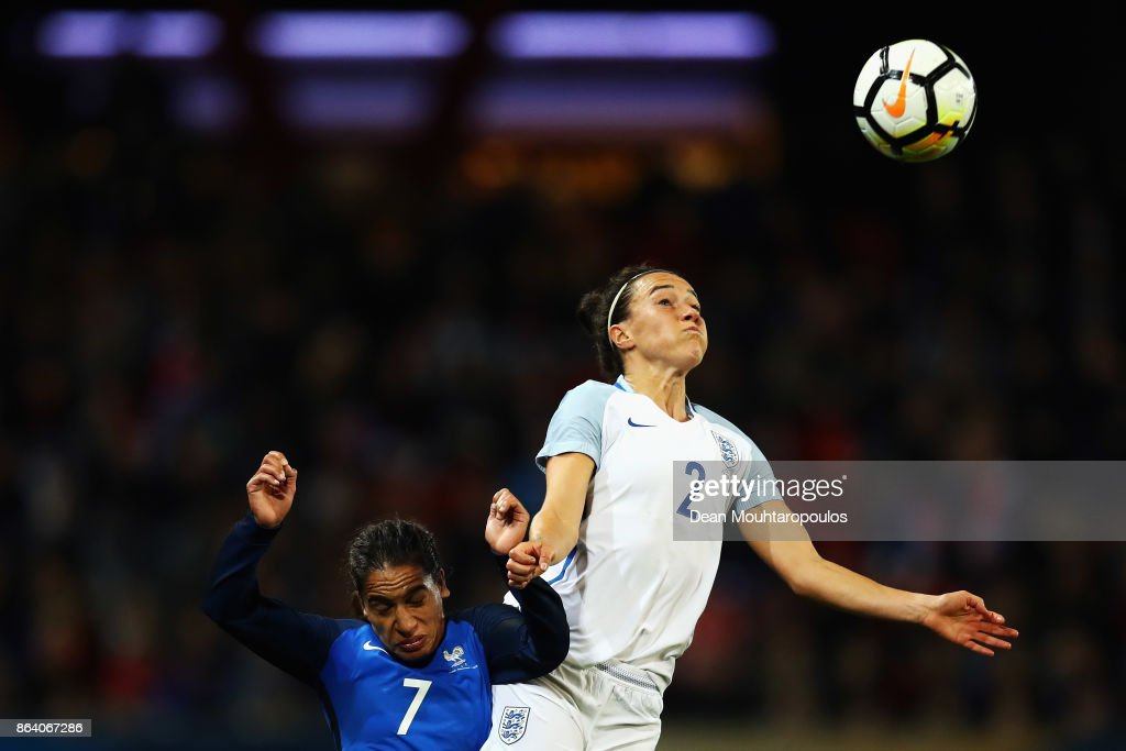 France Women v England Women - International Friendly