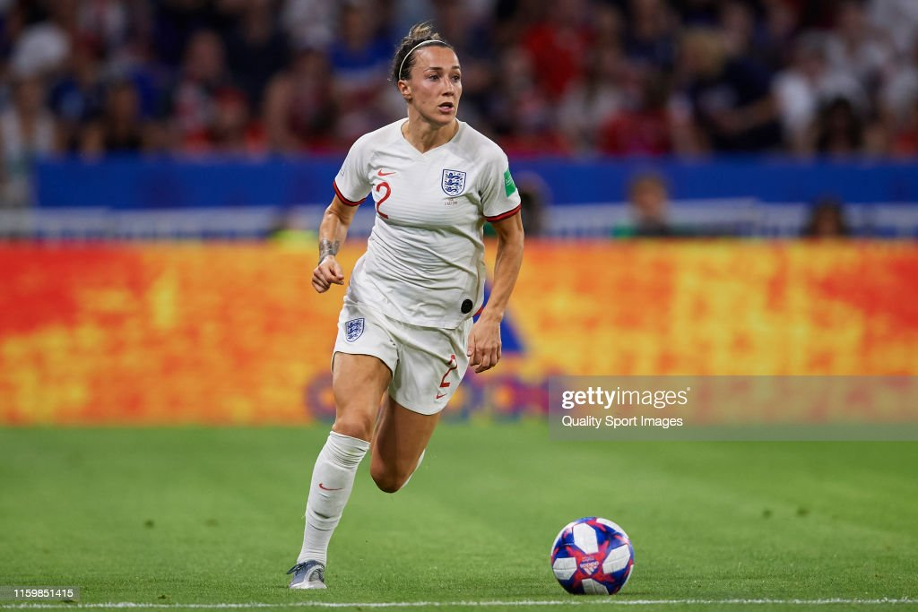 England v USA: Semi Final - 2019 FIFA Women's World Cup France : News Photo