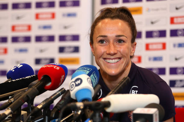 FRA: England Training & Press Conference - FIFA Women's World Cup France 2019
