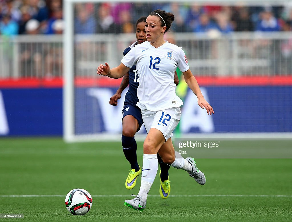 France v England: Group F - FIFA Women's World Cup 2015 : News Photo