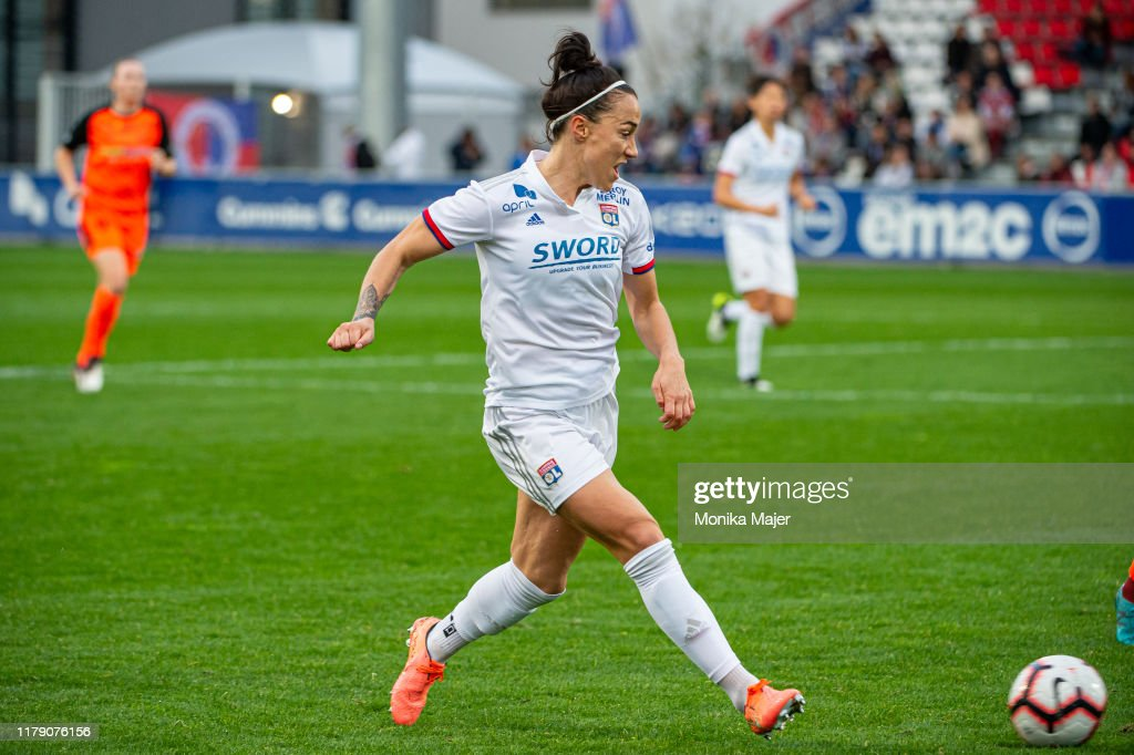Olympique Lyon Women's v Fortuna Hjorring - UEFA Women's Champions League : News Photo