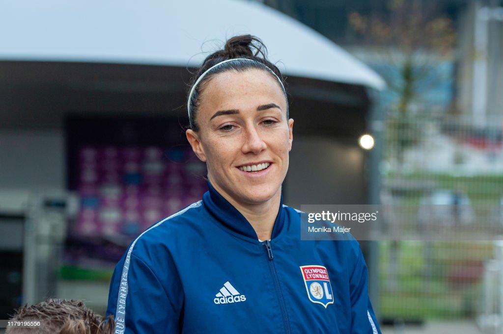 Olympique Lyon Women's v Fortuna Hjorring - UEFA Women's Champions League : News Photo