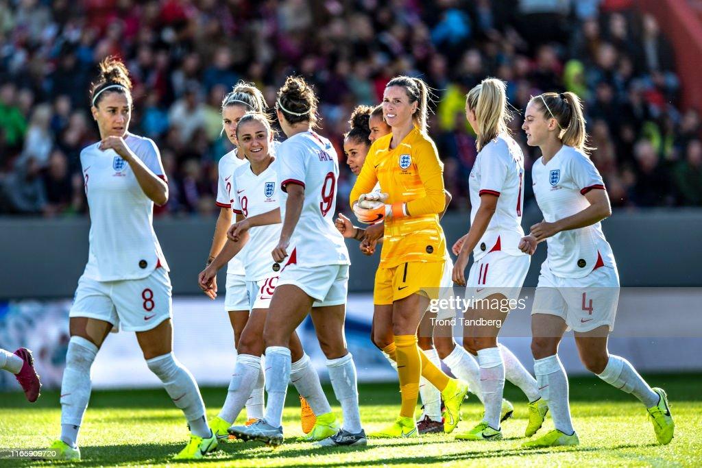 Norway Women v England Women - International Friendly : News Photo