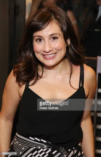 Lucy DeVito attends the Broadway Opening Night performance of The Roundabout Theatre Company production of 'Time and The Conways' on October 10 2017...