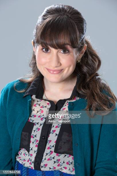 Lucy DeVito poses for a portrait in Los Angeles, California.