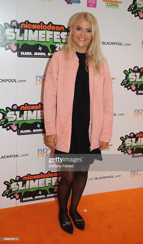 First UK Nickelodeon SLIMEFEST