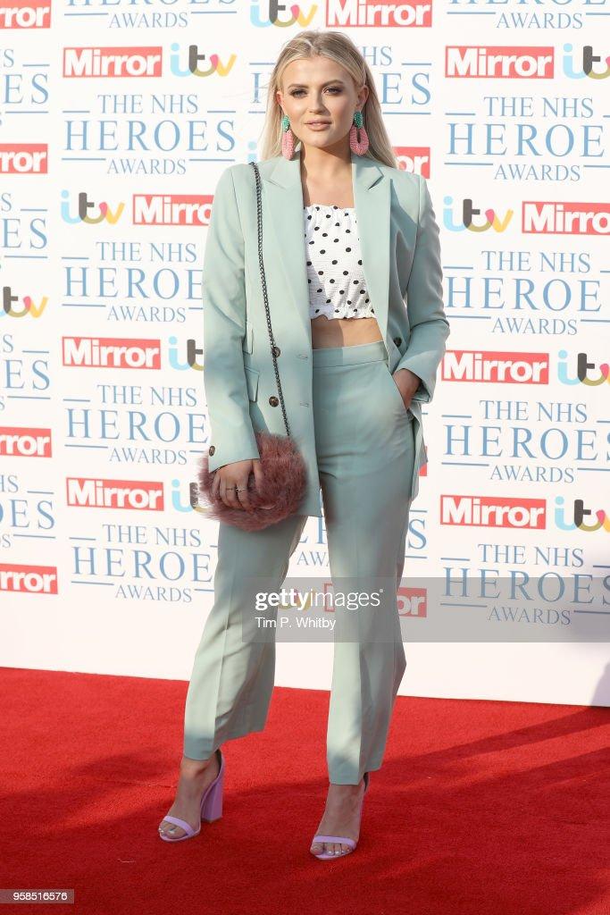 'NHS Heroes Awards' - Red Carpet Arrivals