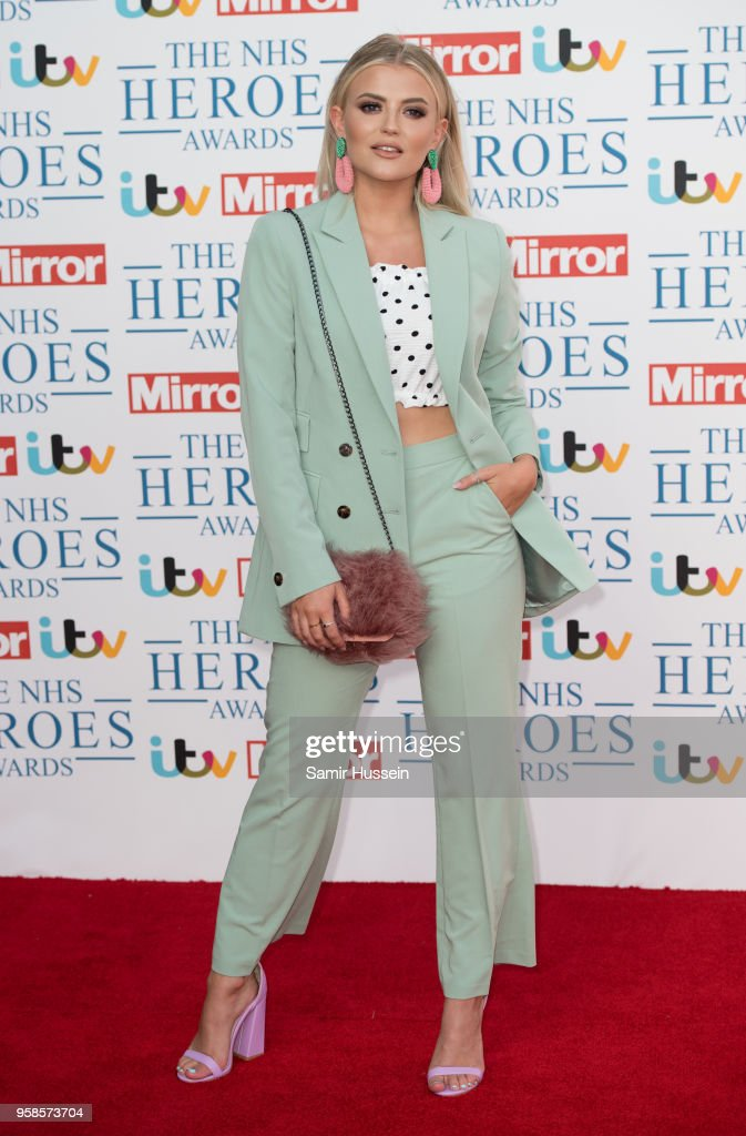 'NHS Heroes Awards' - Red Carpet Arrivals