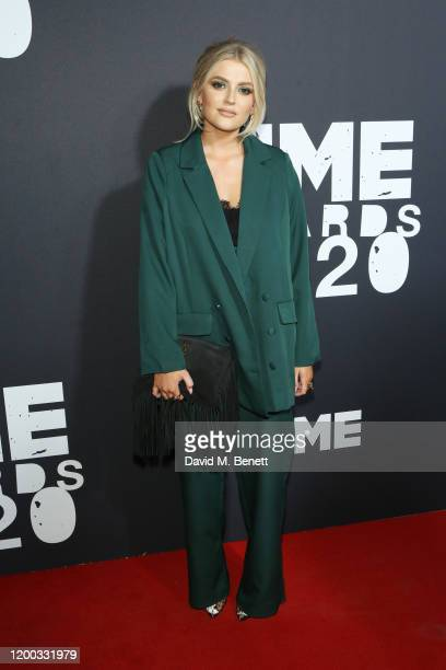 Lucy Fallon attends The NME Awards 2020 at the O2 Academy Brixton on February 12 2020 in London England