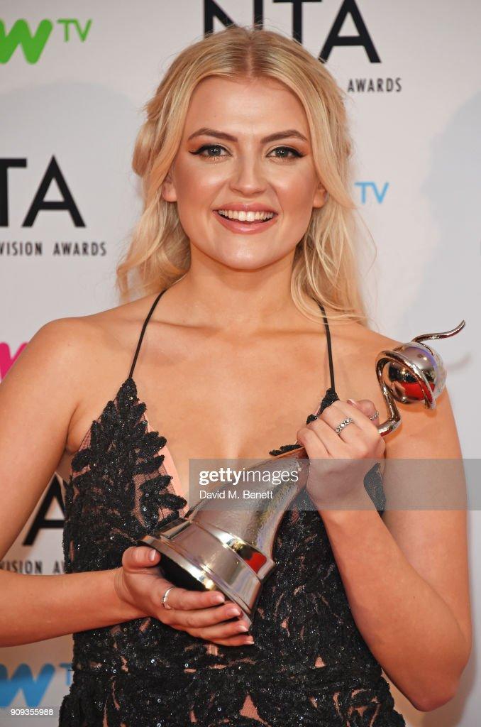 National Television Awards - Press Room