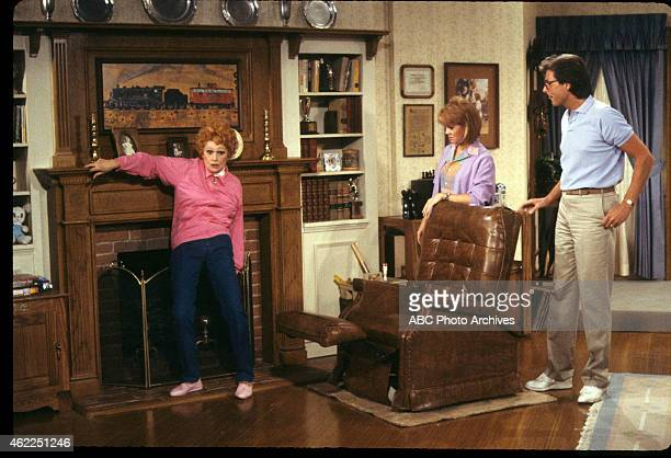 LUCY Lucy Gets Her Wires Crossed Airdate October 18 1986 L