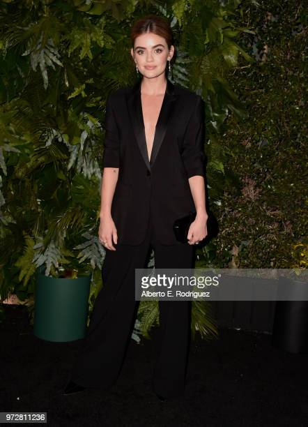Lucy Hale attends Max Mara WIF Face Of The Future at Chateau Marmont on June 12 2018 in Los Angeles California
