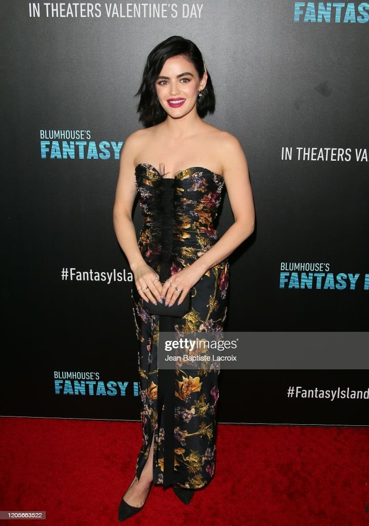 "Premiere Of Columbia Pictures' ""Blumhouse's Fantasy Island"" - Arrivals : News Photo"