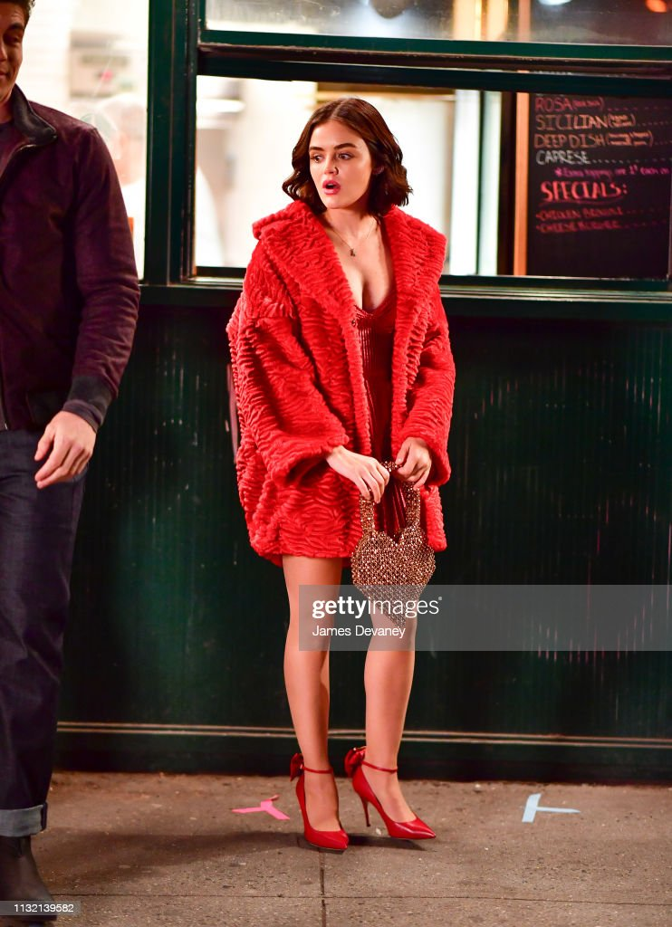 Celebrity Sightings in New York City - March 23, 2019 : News Photo