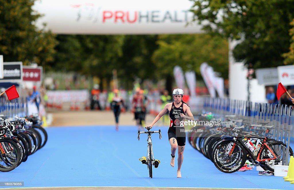 PruHealth World Triathlon Grand Final London - ITU World Championships Series: Day Two : News Photo