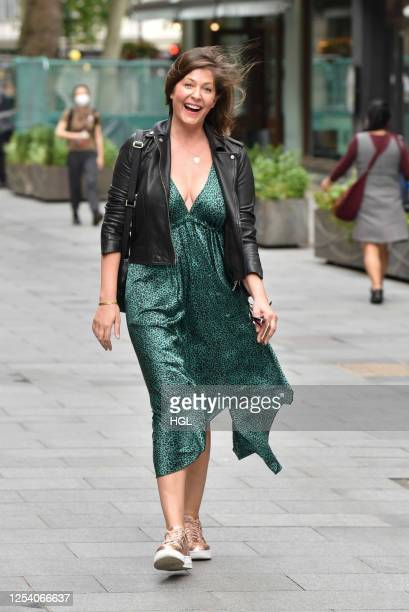 Lucy Horobin sighting on July 03 2020 in London England